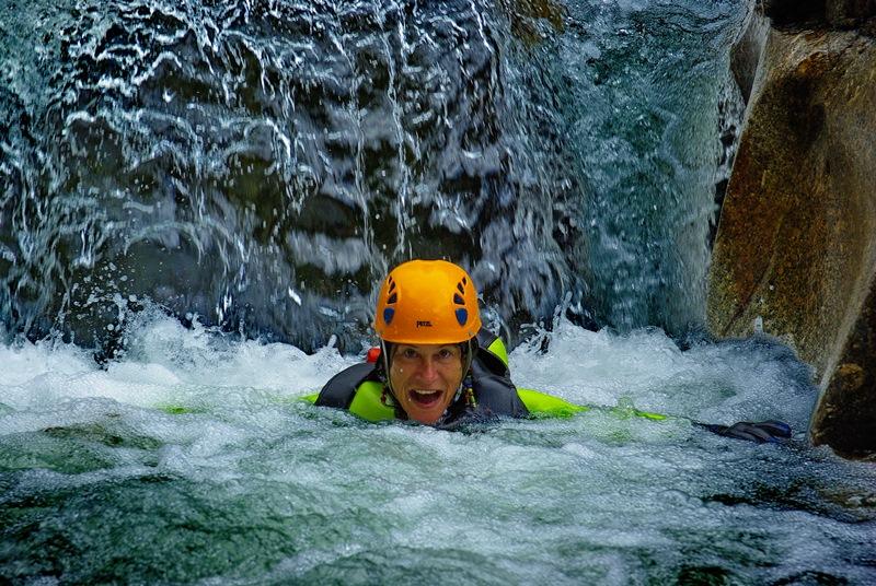 Canyon du Haut Chassezac