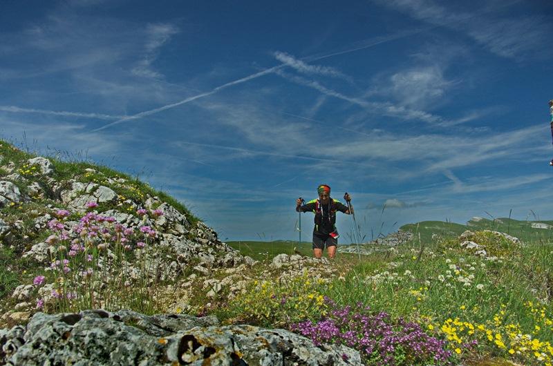 Trail des Drayes du Vercors
