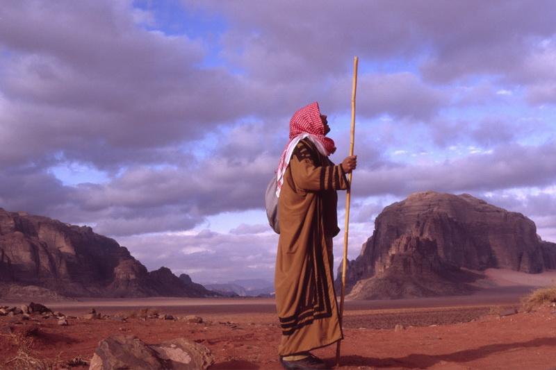 j'bel Kazali, Wadi Rum