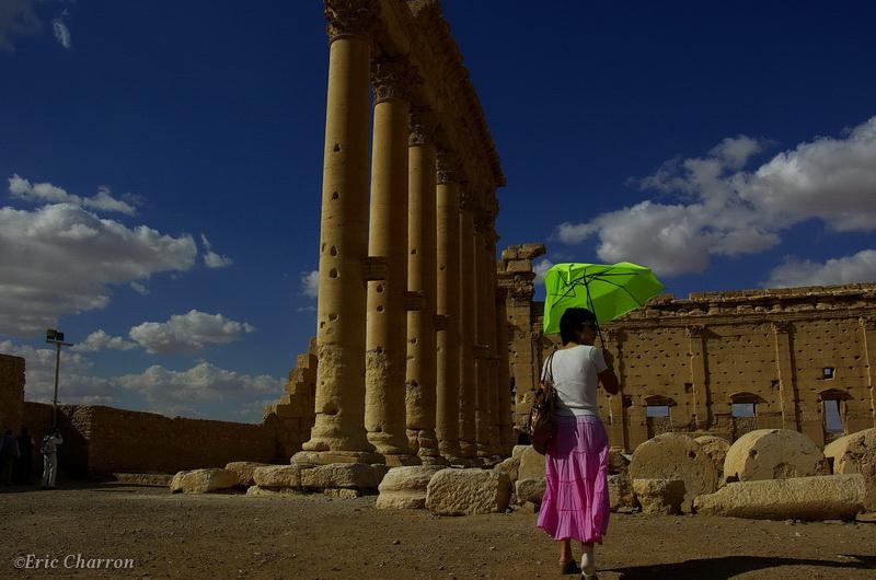 Temple détruit par DAECH