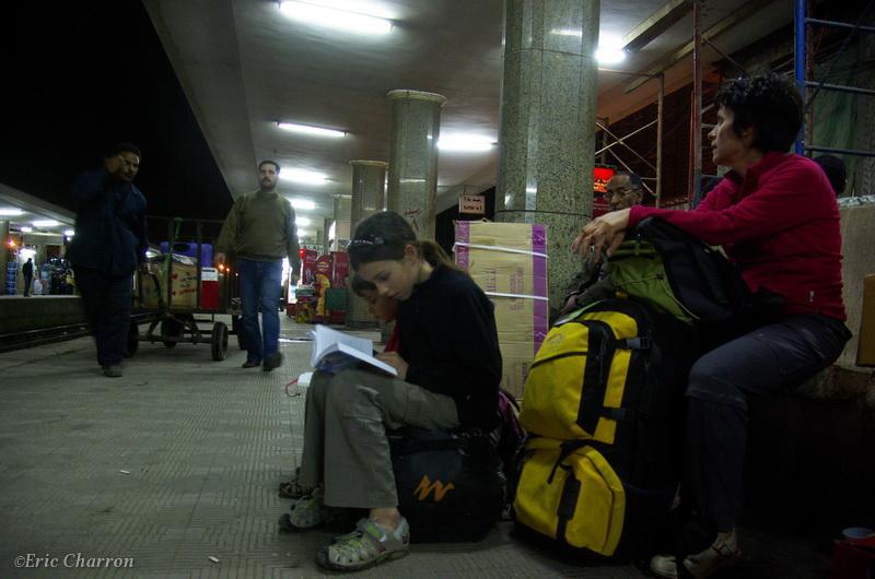 Gare centrale du Caire