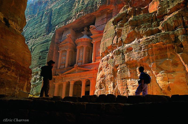 Siq Al Barid, tombe rupestre