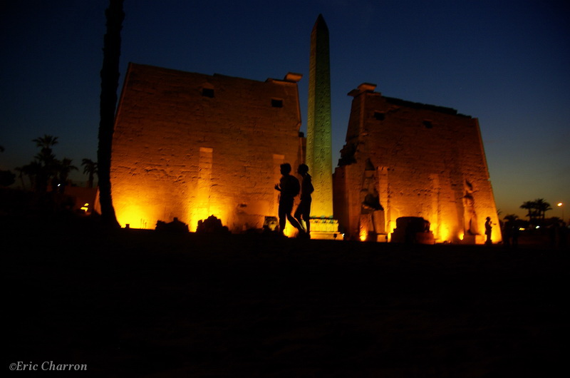 Vallée du Nil, Louxor