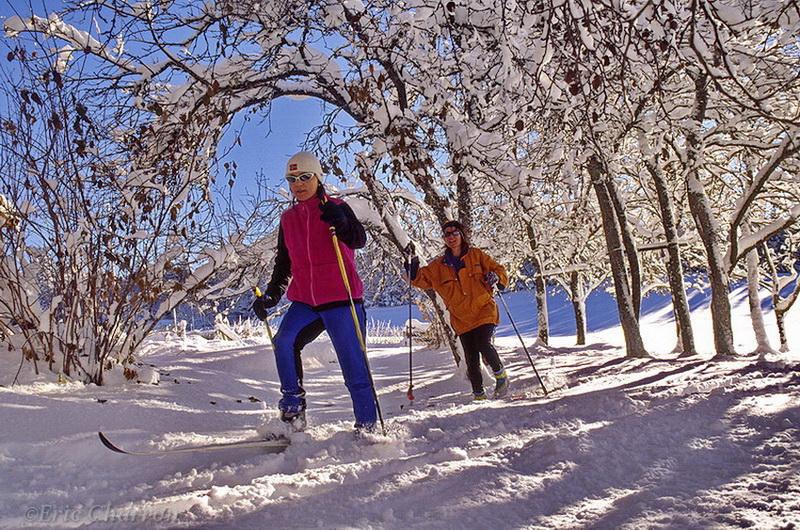 Ski Ski de randonnée nordiqueau fouletier