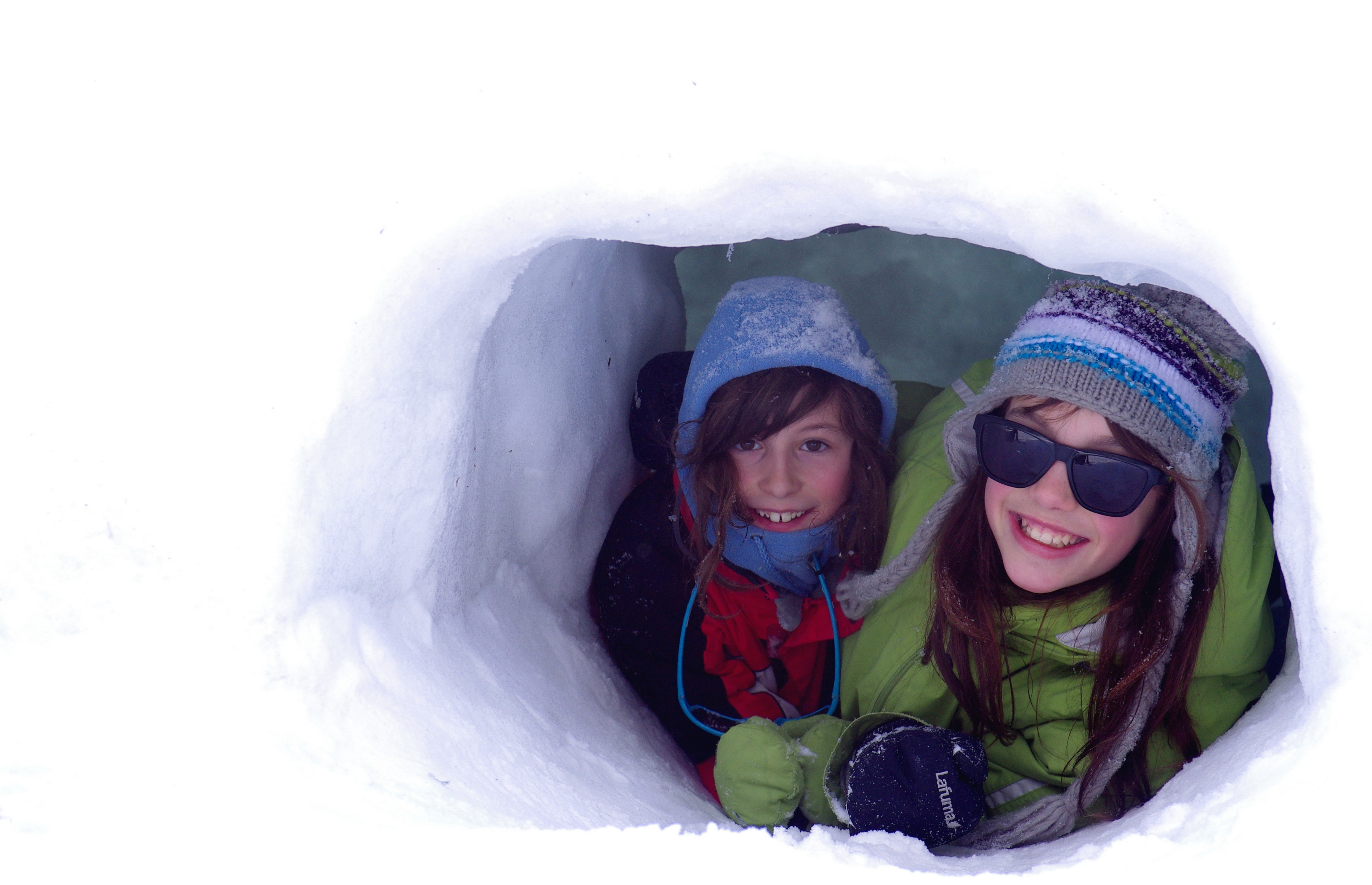 Activités d'hiver en Vercors