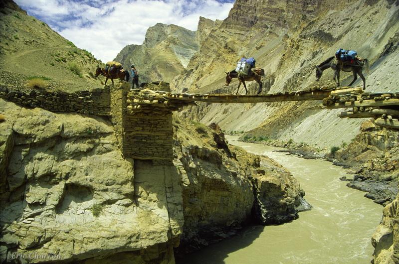 Inde vallée de l'indus