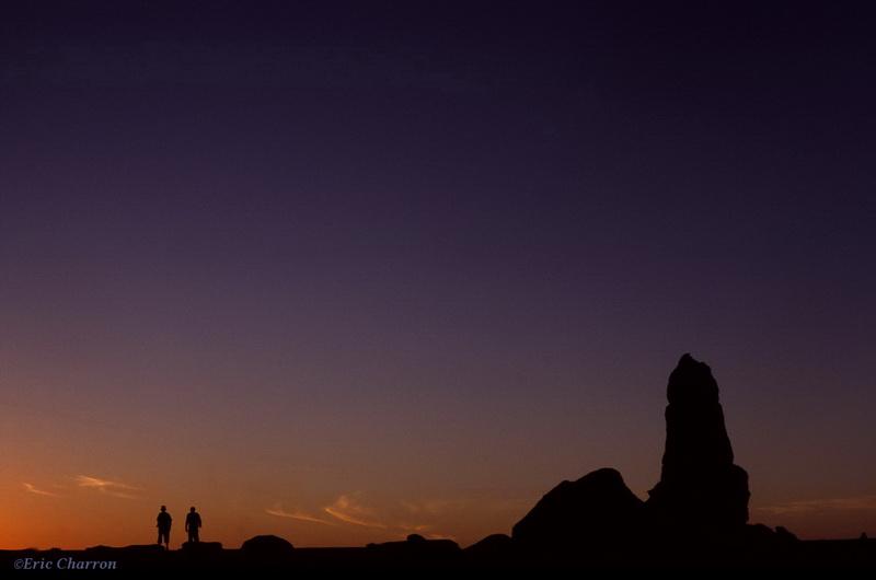 Désert Lybique, désert Blanc
