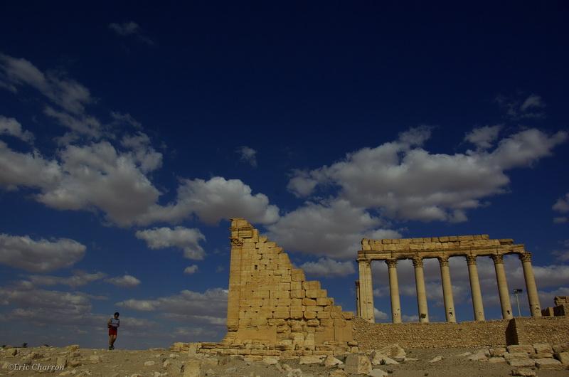 SyrieVille antique de Palmyre