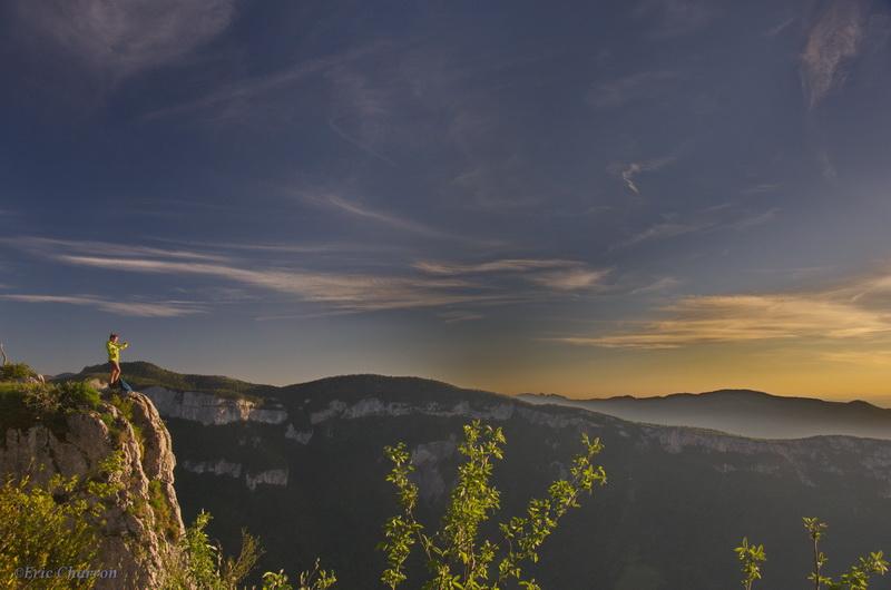 Randonnée dans le Vercors Drôme