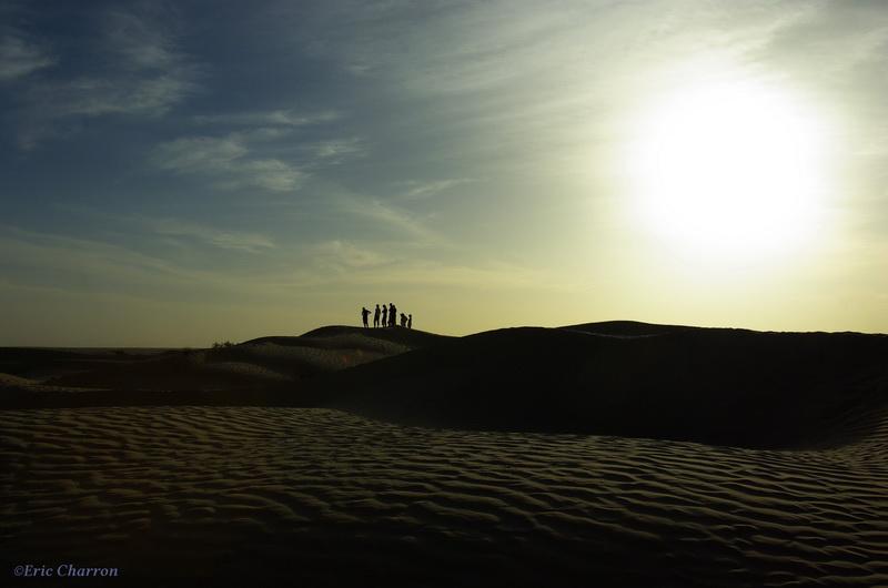 Grand Erg Oriental Sahara