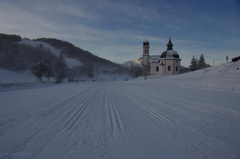 Eglise à Seefeld