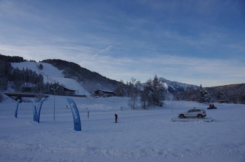 pistes de ski de fond à Seefeld