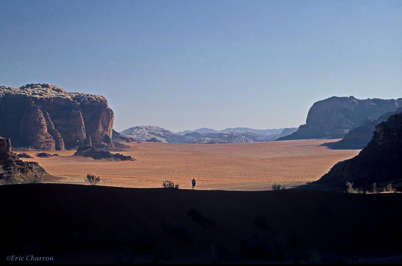Désert de Wadi Rum