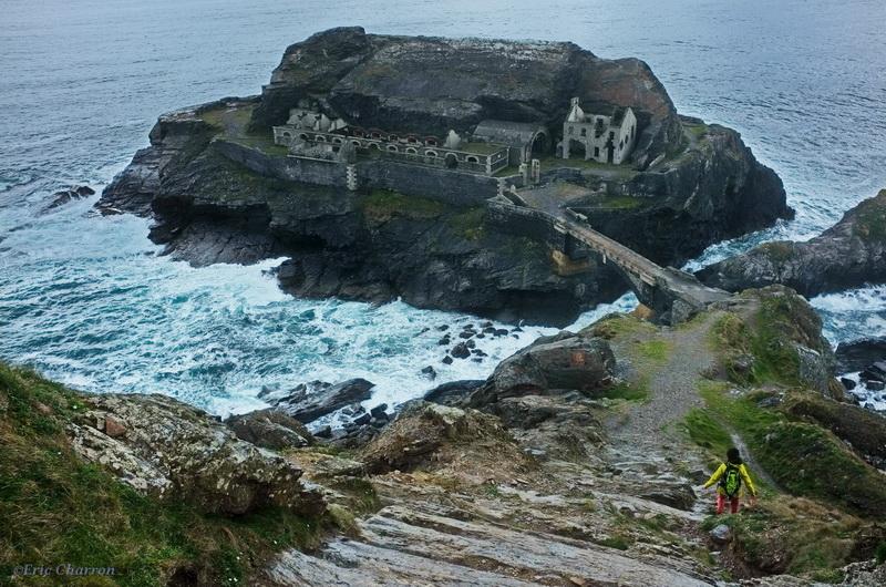 Le fort de l'ile des capucins