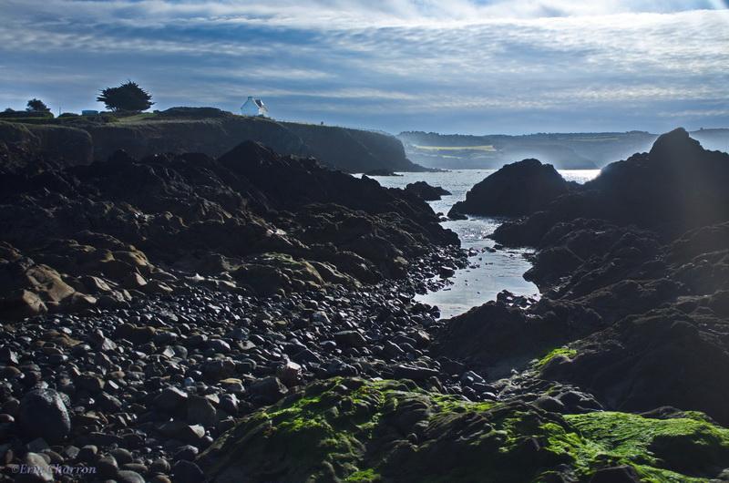 la pointe et l'île de l'Aber