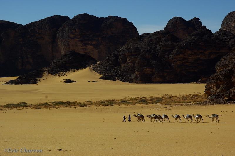 Sahara, Essendilen