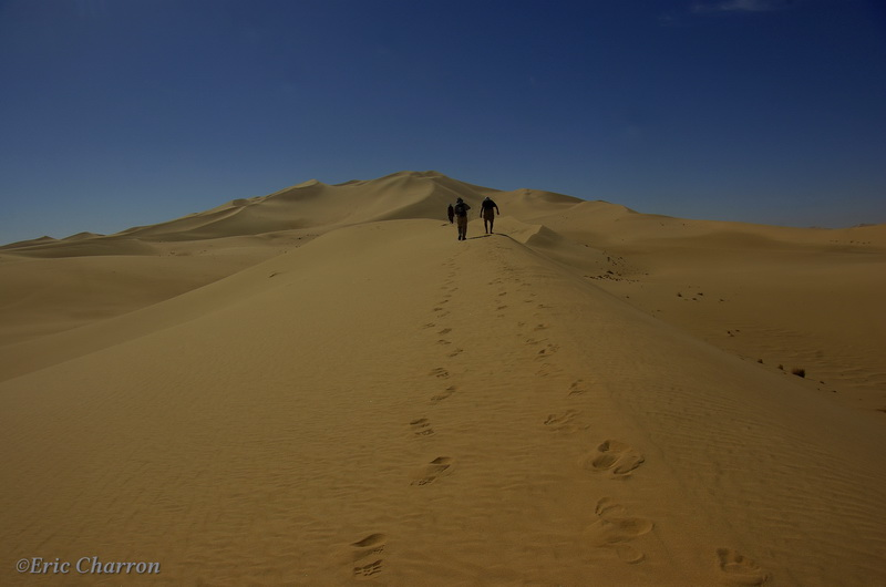 Sahara Erg Admer